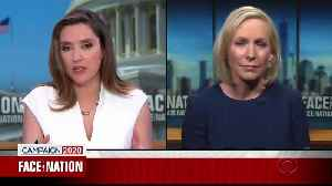 Kirsten Gillibrand says she does not want Illegala in a Detention System [Video]