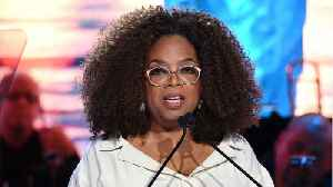 Oprah's new lights on project [Video]