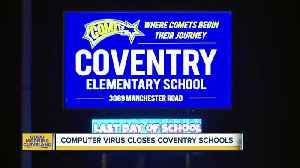 Computer virus closes Coventry schools [Video]