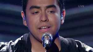 Alejandro Aranda Performs His Original Song 'Out Loud' Live on American Idol [Video]