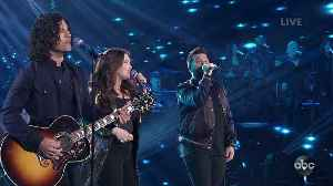 Dan + Shay and Madison VanDenburg Perform 'Speechless' Live on American Idol [Video]