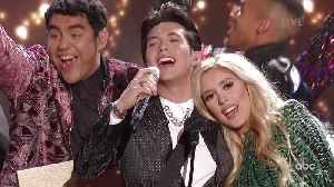 Laine Hardy Performs 'Flame' Live on American Idol [Video]