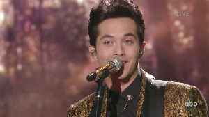 Laine Hardy Performs 'Jambalay (On The Bayou)' Live on American Idol [Video]