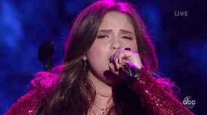 Madison VanDenburg Performs 'Shallow' Live on American Idol [Video]