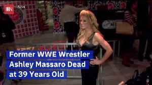 News video: Ashley Massaro Is Sadly Found Dead of Apparent Suicide