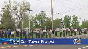 Neighbors Protest Cellphone Tower Outside Church [Video]