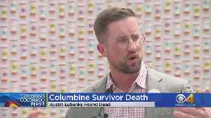 Columbine Survivor, Opioid Treatment Advocate, Found Dead [Video]