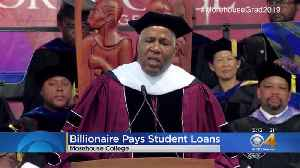 Denver Billionaire Shocks Graduates With Promise To Pay Off Student Debt [Video]