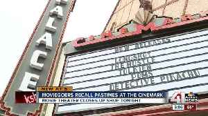 Curtains close for good at Cinemark Palace at the Plaza [Video]
