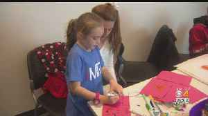 Volunteers Honor Youngest Victim Of Marathon Bombing With Day Of Service [Video]