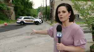 Reporter Update: Man Falls Two Stories Running From Police [Video]