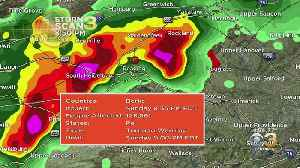 WEATHER ALERT: Tornado Warning Issued For Berks County [Video]