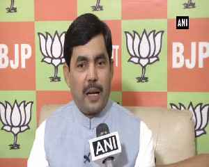 News video: Shahnawaz Hussain hails exit poll results