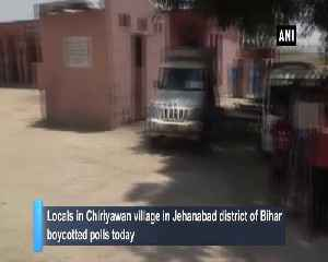Villagers boucott votes in Bihars Jehanabad says Road nahi to vote nahi [Video]