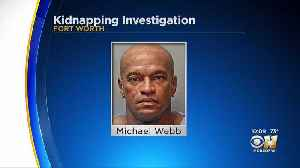 Fort Worth Kidnapping Suspect Michael Webb Has Extensive Criminal History [Video]