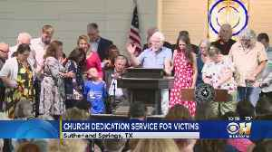 Sutherland Springs Church Opens New Sanctuary 18 Months After Mass Shooting [Video]