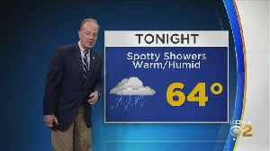 KDKA-TV Weekend Forecast (5/19) [Video]