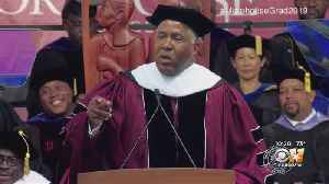 Billionaire Investor Robert F. Smith To Pay Off Morehouse College Grads' Student Loans [Video]