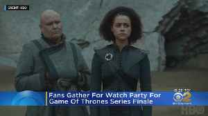 'Game Of Thrones' Flu Expected Monday As Fan Call Out Of Work [Video]