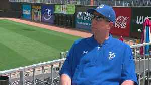 George Tsamis Talks New St. Paul Saints Season [Video]