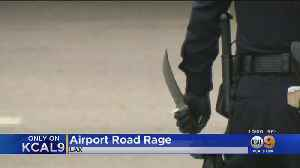 Knife, Gun, Broken Shuttle Window Reported At Wild Road Rage Incident At LAX [Video]