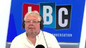 Nick Ferrari Grills Tom Watson Over Labour's Brexit Position [Video]