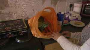 Food bank usage 'a denial of human rights' [Video]