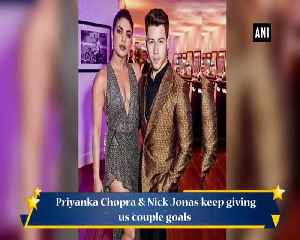 Priyanks Chopra Nick Jonas steal some romantic moments at Cannes [Video]