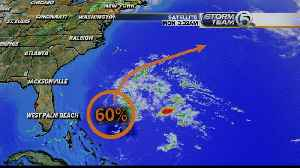 System headed toward Bermuda has 60 percent chance of development [Video]