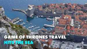 News video: Mourning Game of Thrones? Book this new cruise
