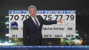 Jeff Ray's AM Weather Update [Video]