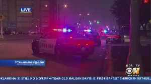 Road Rage Shooting Probe Closes Part Of Commerce Street [Video]