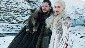 Star Was 'Flabbergasted' By 'Game of Thrones' Ending (Warning: Spoilers) [Video]