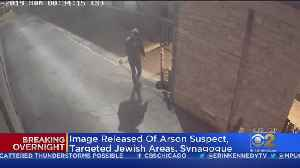 Police Release Image Of Suspect In Synagogue Arson Attempt [Video]