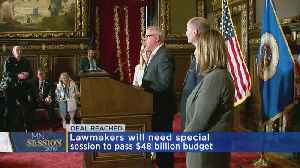 Minnesota's $48B Budget Deal Doesn't Include Gas Tax [Video]