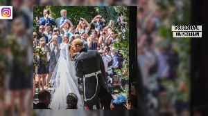 Duke and Ducess of Sussex share previously-unseen Wedding photos on First Anniversary [Video]