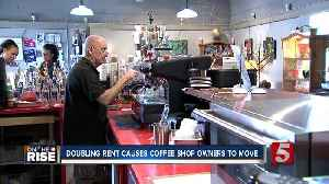 Nashville coffee shop to close ahead of doubling rent price [Video]