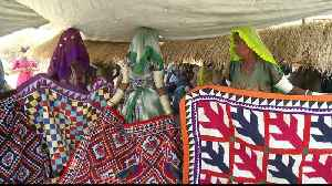 Pakistani traditions: Selling Ralli quilts to survive