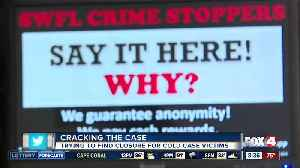 Cracking the Case: It's never too late [Video]