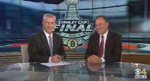 Sports Final: How Will Bruins Deal With Long Wait For Stanley Cup Final? [Video]