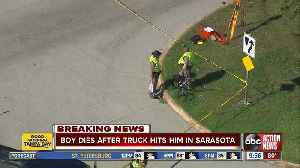 Student hit, killed while riding bike to school in Sarasota [Video]