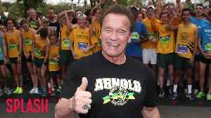 Arnold Schwarzenegger 'Not Pressing Charges' After Being Drop-Kicked [Video]