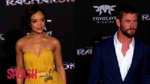 Tessa Thompson And Chris Hemsworth Want To Remake The Bodyguard [Video]