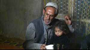 Afghan poverty: Many struggle to make ends meet