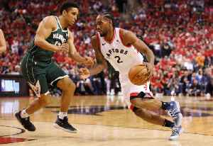 Kawhi Leonard Leads Raptors to First Win of Eastern Finals Over Bucks [Video]