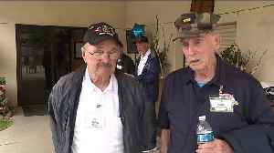 Veterans Take Virtual Honor Flights in Northern California [Video]