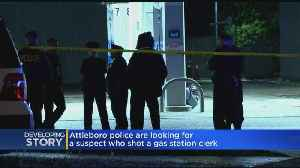 Attleboro Gas Station Clerk Shot During Attempted Robbery [Video]