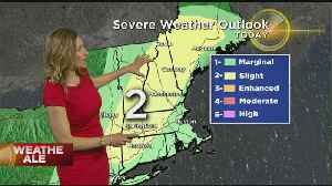 WBZ Midday Forecast For May 20 [Video]