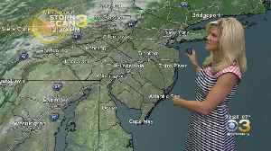 Midday Weather Forecast: More Storms Today [Video]