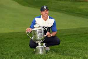 News video: Brooks Koepka Completes Historic PGA Championship With Wire-to-Wire Victory